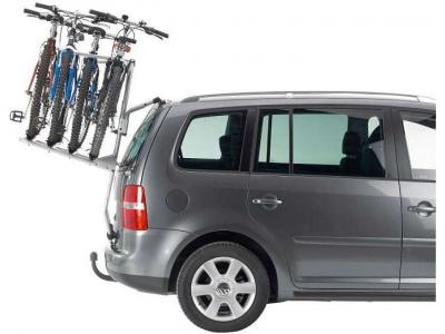 Крепление для велосипедов на заднюю часть автомобиля